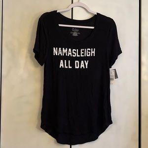 Namasleigh shirt